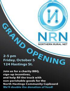 NRN Grand Opening